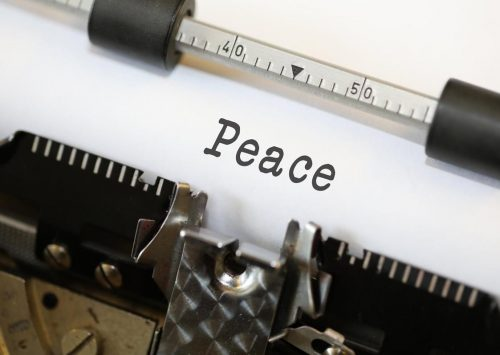 """Words of the Week"" – Peace"