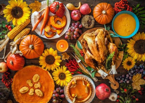 Words of The Week: Thanksgiving