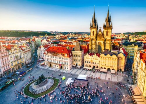 Yiddish language and literature, with special focus on Prague