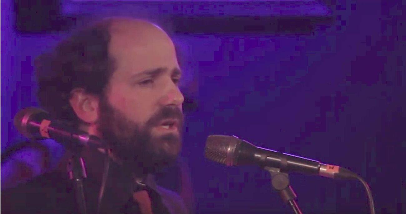 "WATCH: Benjy Fox-Rosen performs Bardichever's lament, ""Doina"""