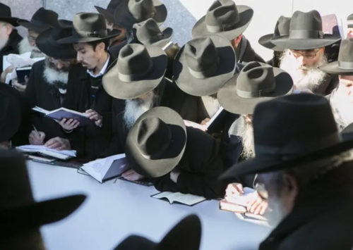 """David G. Roskies, """"Rabbis, Rebbes and Other Humanists: The Search for a Usable Past in Modern Yiddish Literature,"""""""