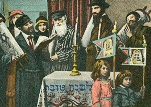 Ring in the Jewish New Year with a Yiddish song