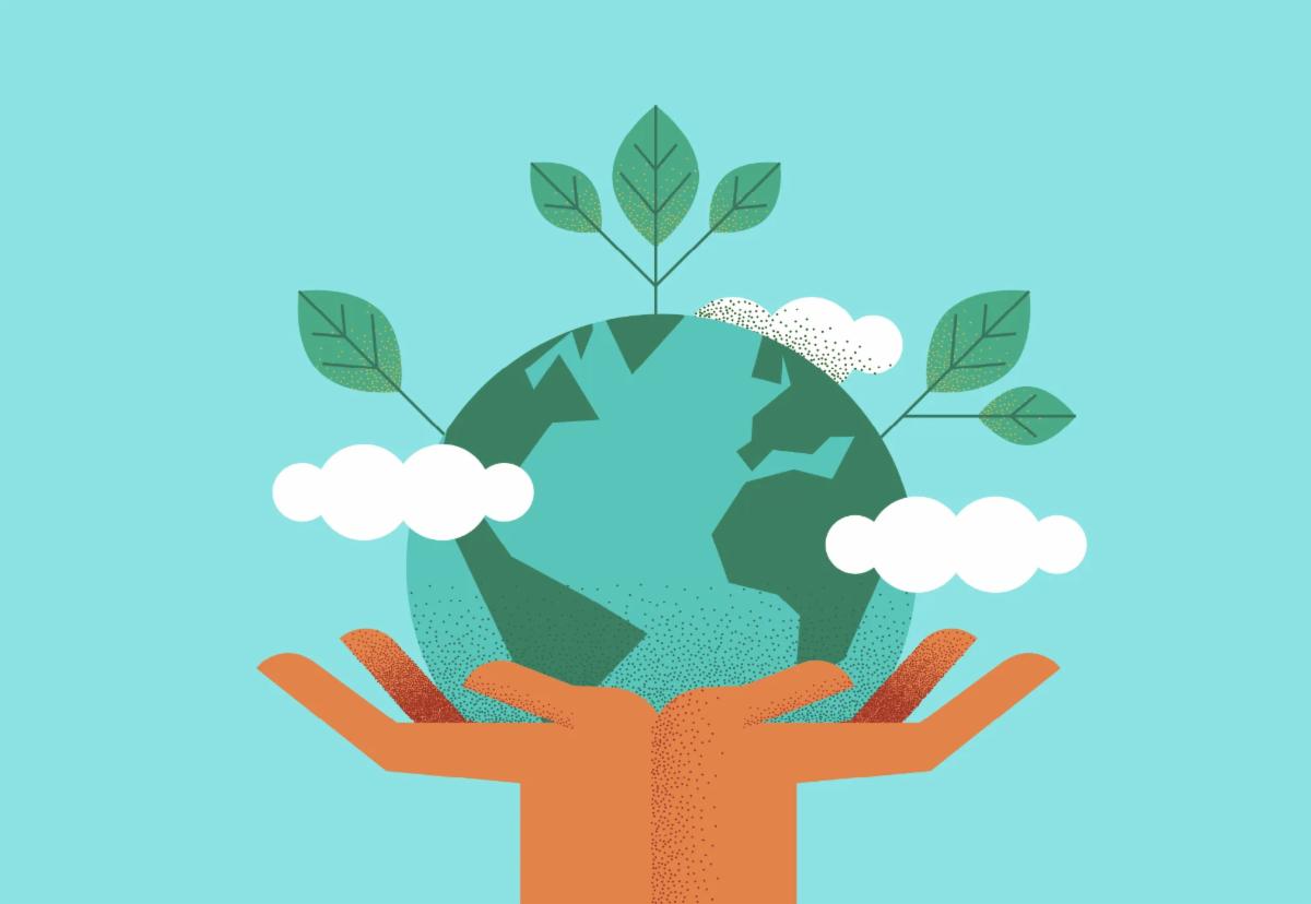 Verter fun der Vokh – Earth Day